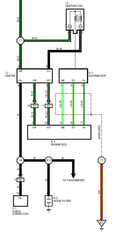 How To Wire A Tachometer Diagrams : 33 Wiring Diagram
