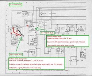 '77 FJ40  Gear Reduction Starter & Dizzy Upgrade | IH8MUD