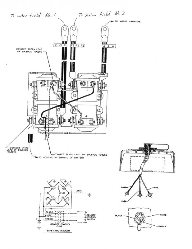 Warn 8274 Wiring Diagram : 24 Wiring Diagram Images