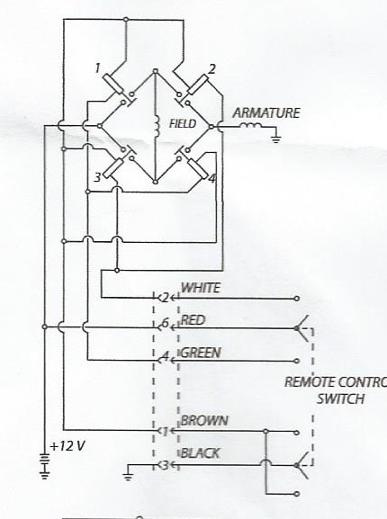 Badlands Winch Remote Replacement. Wiring. Wiring Diagram