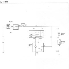Case Ih Wiring Diagram 1987 Yamaha Warrior 1983 Fj60 Rear Wiper Motor Wire Color Codes | Ih8mud Forum