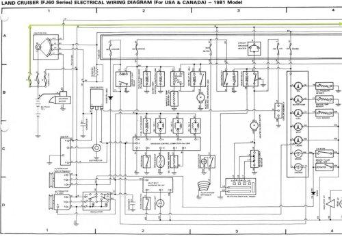 small resolution of wiring diagram fj60 usa 1 1980 chassis body hazard horn headlight circuit fsm jpg