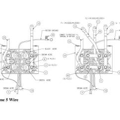 Warn Winch Wiring Diagram A2000 Electrical Diagrams Junction Box M12000 All Data
