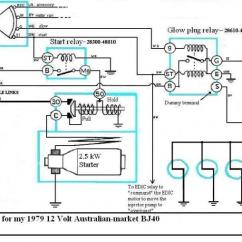 Read Electrical Wiring Diagram Beetle Won't Start Or Glow Plug. Need Help Please. | Ih8mud Forum