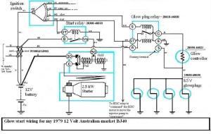 BJ42 Wiring Help or wiring diagram pics | IH8MUD Forum