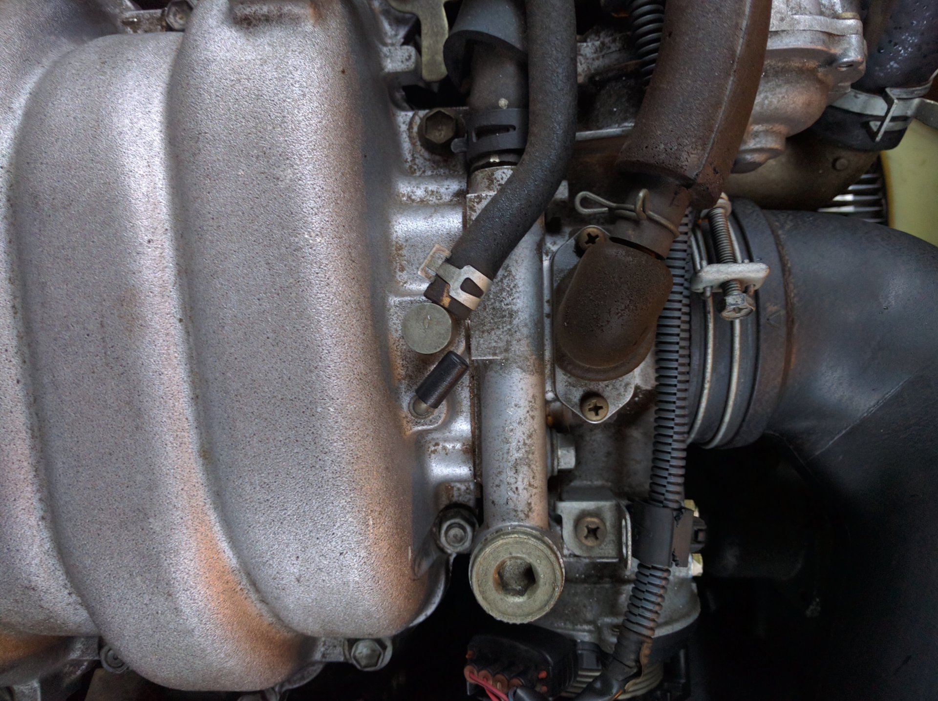hight resolution of coolant lines