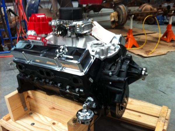 Nd New Gm Engines