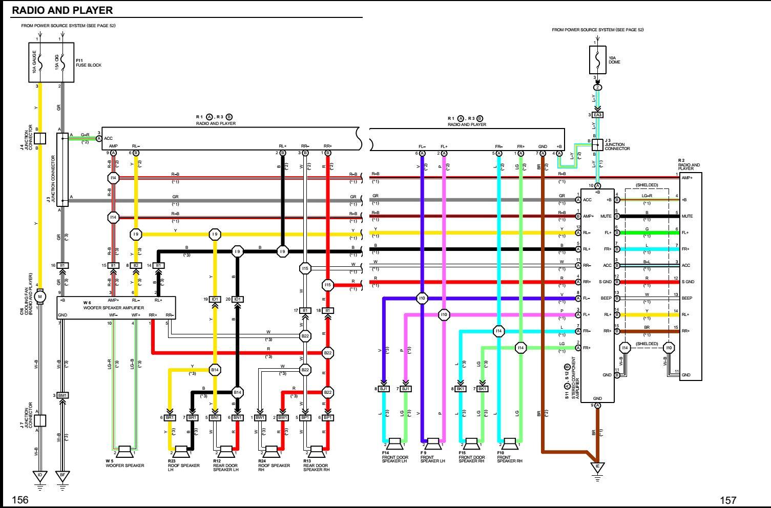 2008 ford f150 trailer wiring diagram commando remote start f 150 escape radio