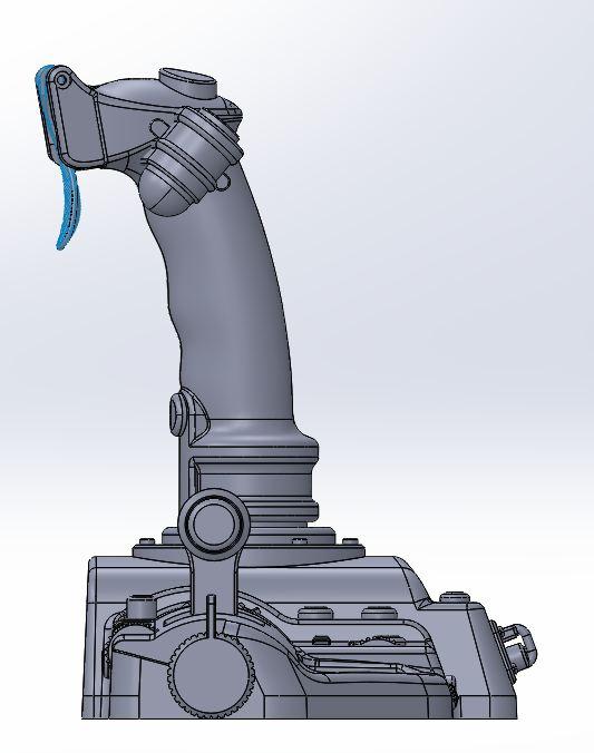 vkb gladiator joystick project