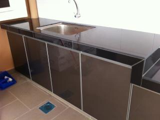 kitchen table top furniture tiles for malaysia photos and pillow concrete tabletop