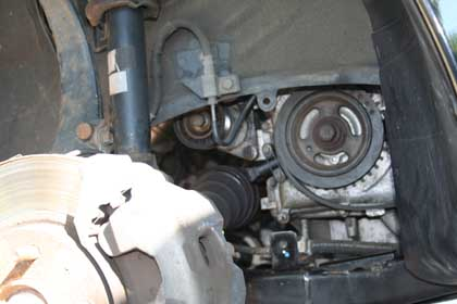 2005 mazda 6 belt diagram bobcat 863 parts engine rattling sound, cause and solution (drive auto tensioner) - forums : ...