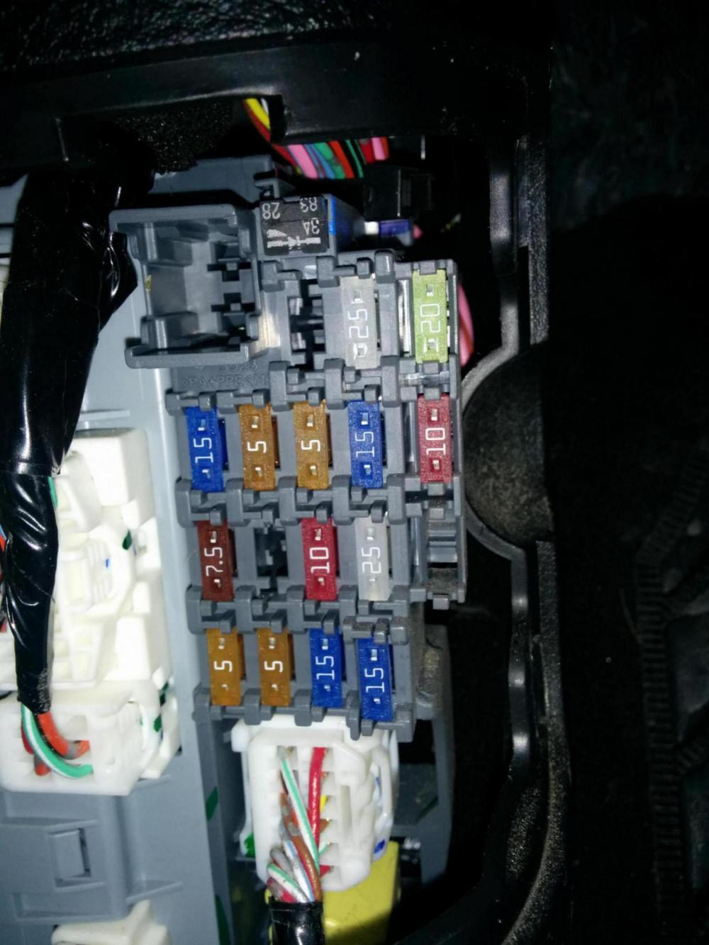 medium resolution of mazda 6 interior fuse box simple wiring diagrams 2004 mazda 3 fuse box 2008 mazda 6 interior fuse box