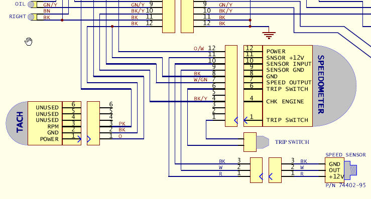harley softail wiring diagram switch motogadget mutiview-activeview nightster (s. 1) - milwaukee v-twin harley-davidson forum ...