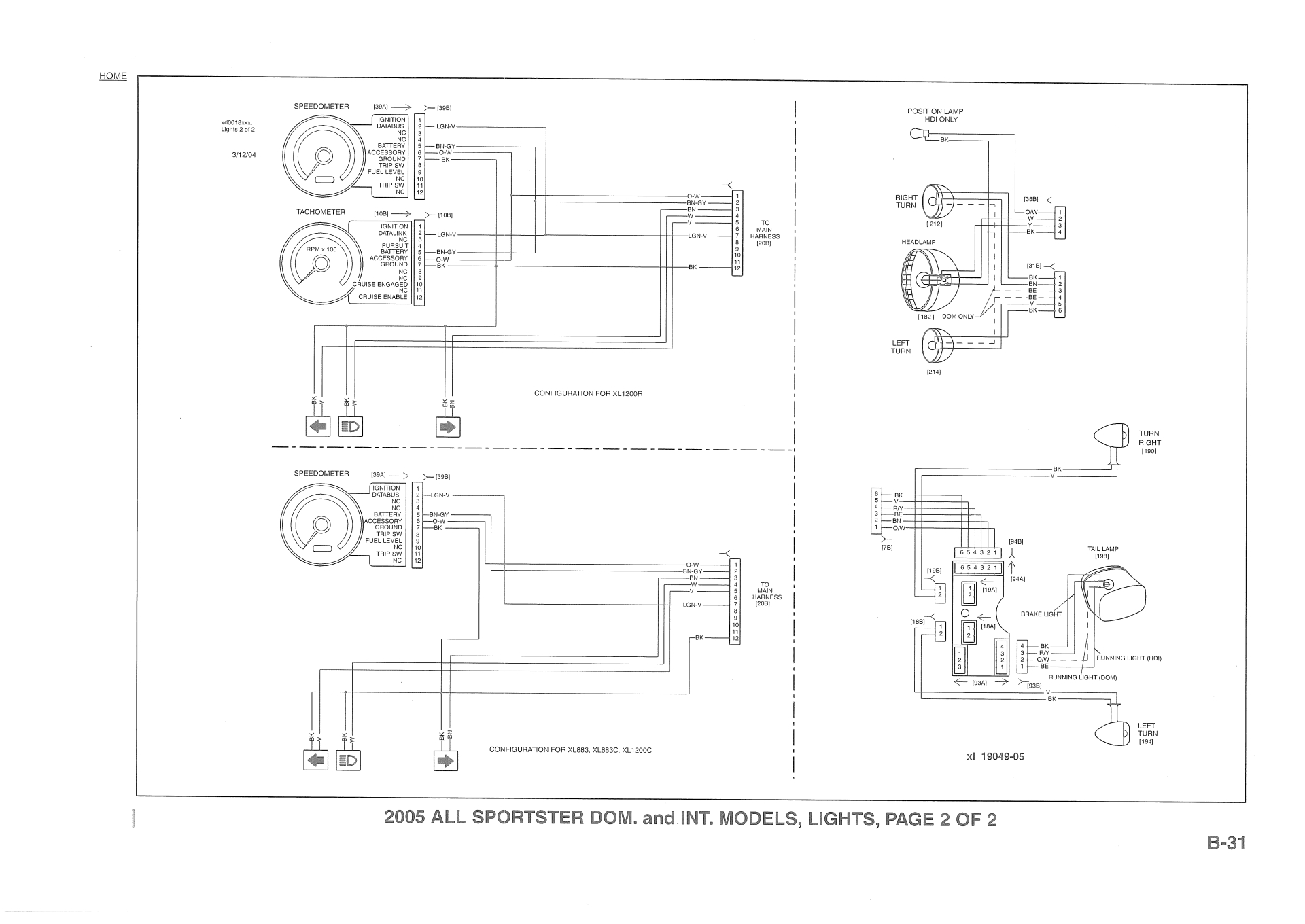 91 Softail Ignition Wiring Diagram
