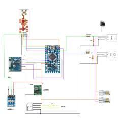 i2c wiring diagram [ 1600 x 1600 Pixel ]