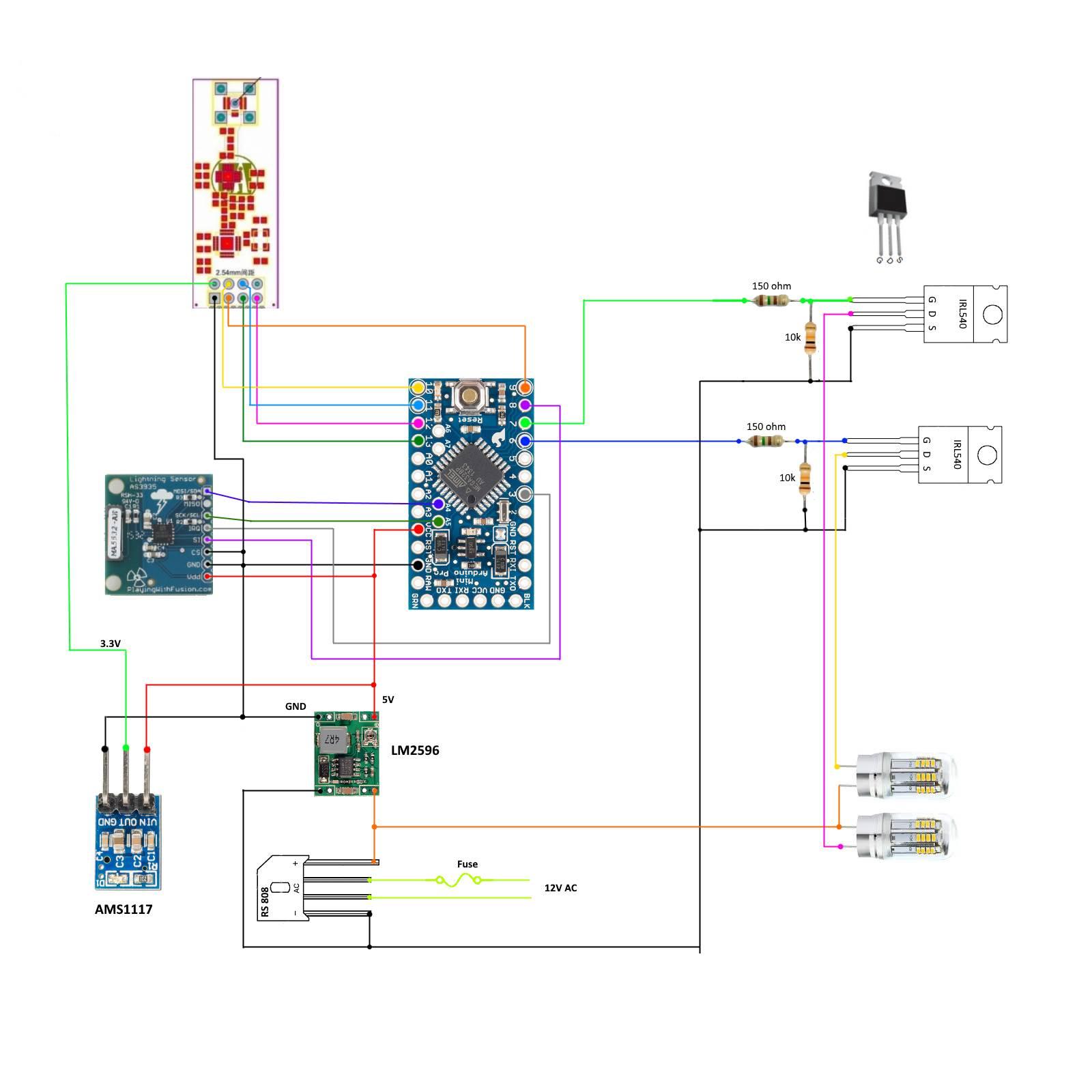 hight resolution of i2c wiring diagram