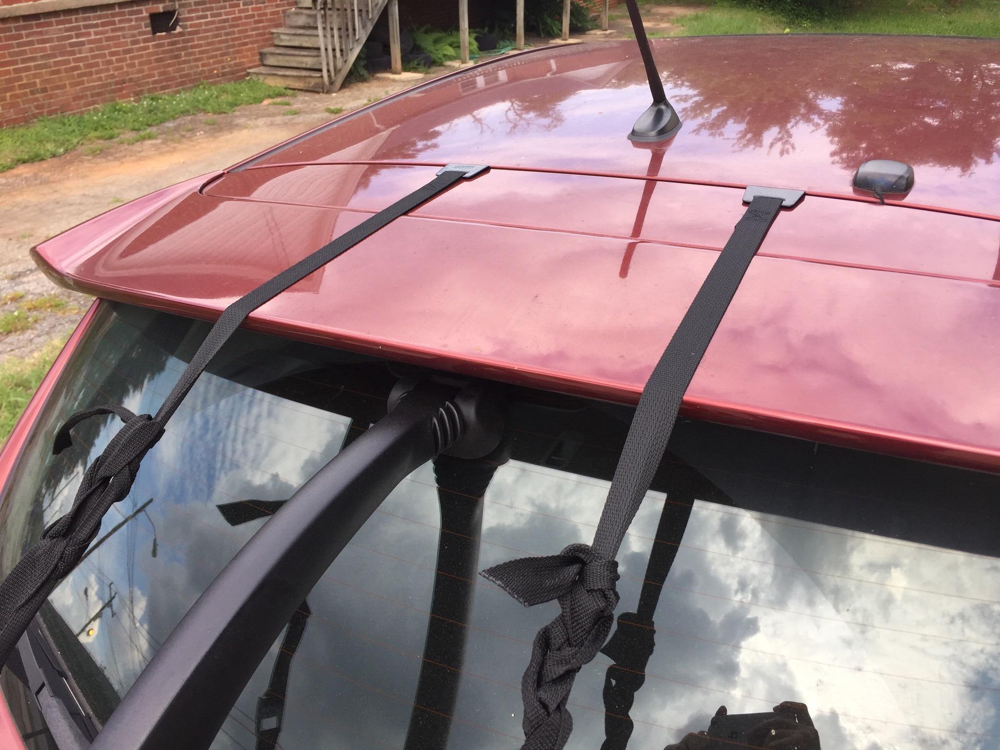 a bike rack for my mazda 3 hatchback