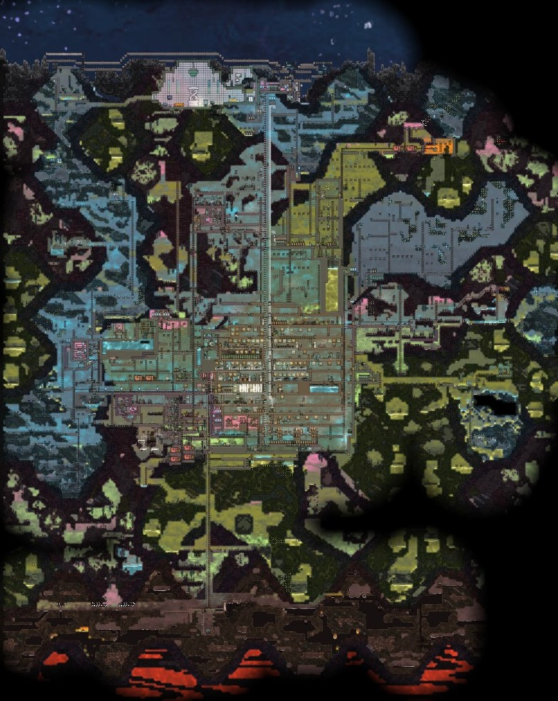 Oxygen Not Included Map : oxygen, included, Oxygen, Included:, Space, Colony, Games, Quarter, Three, Forums