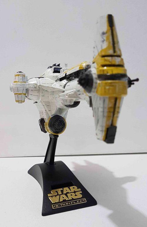 Action Fleet Hammerhead Corvette FX