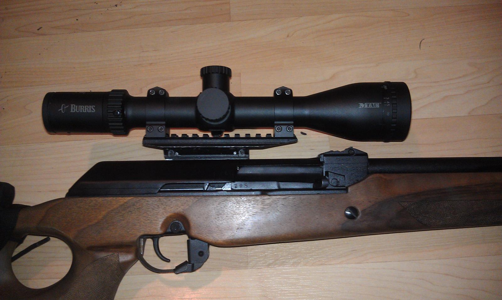 super vepr scope mount