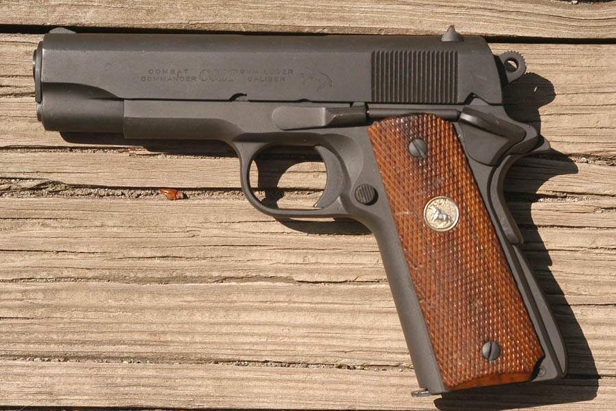 WTSWTT Colt Combat Commander 9mm Series 70 IL Unsorted Ads Prior To November 2012 WTS