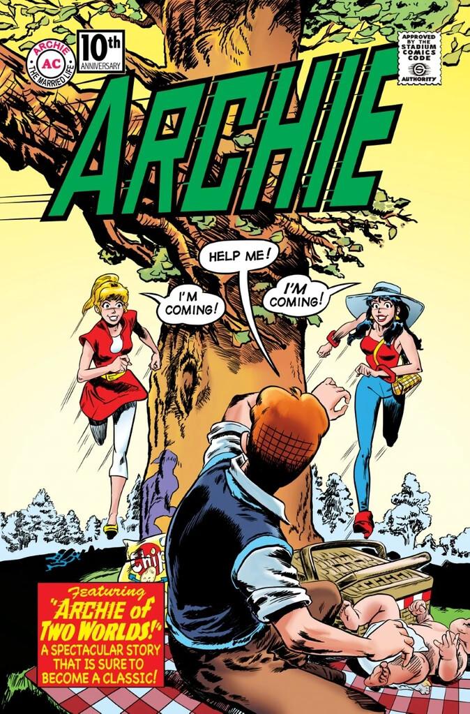 Croiser Les Effluves C'est Mal : croiser, effluves, c'est, 1941-2021, ANNIVERSAIRE, ARCHIE, Comics, Sanctuary