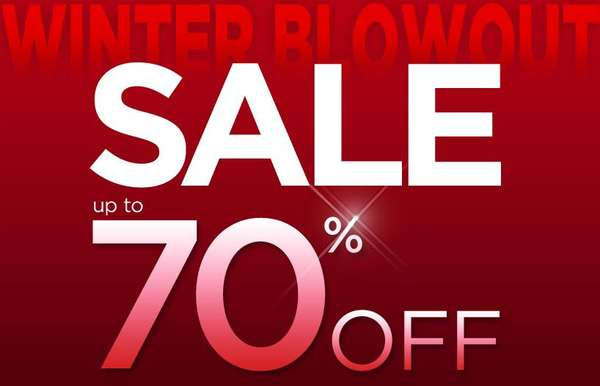 La Vie en Rose Winter Sale upto 70 off instore  online