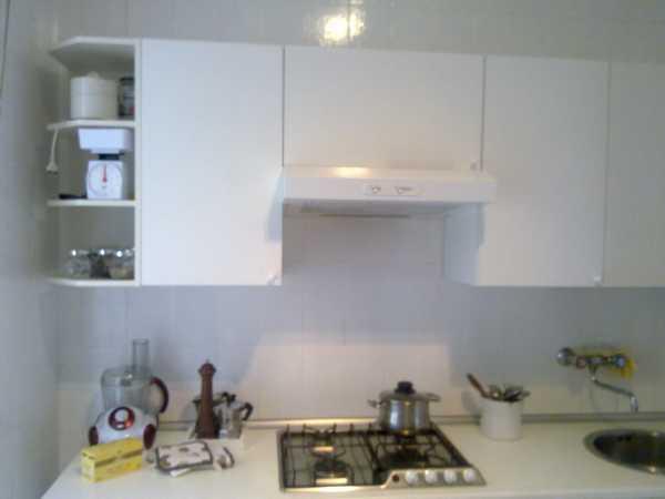 vendo  altro  Cucina componibile IKEA bianca Harling
