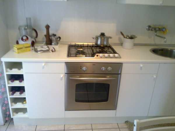 vendo  altro  Cucina componibile IKEA bianca Harling usata 2010  Solo Enduro