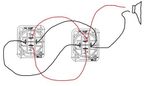 Speakon Connector Connectors Free Download Wiring Diagram