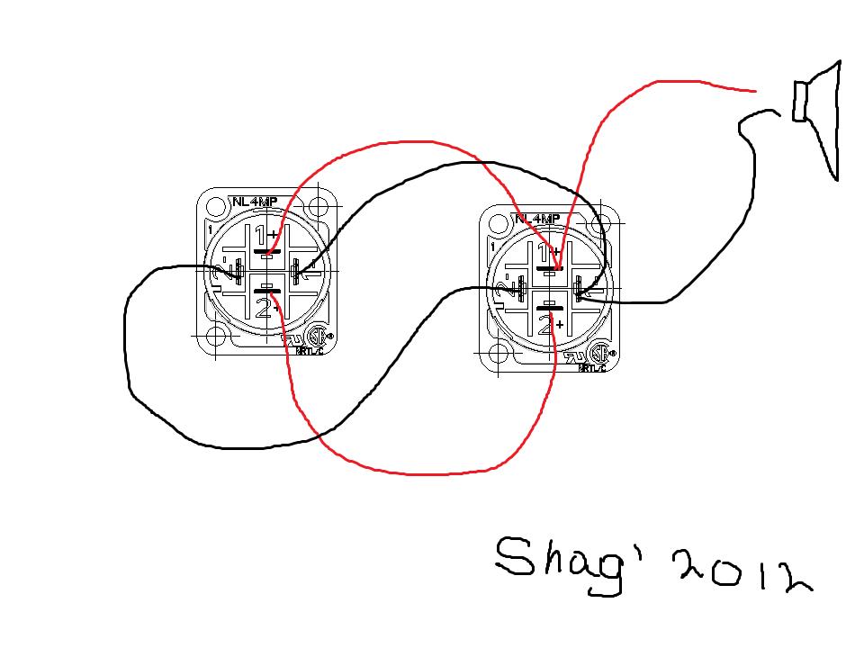 nl4fc wiring diagram cctv balun cat5 and schematics nl4 speakon cable block diagramspeakon jack data today