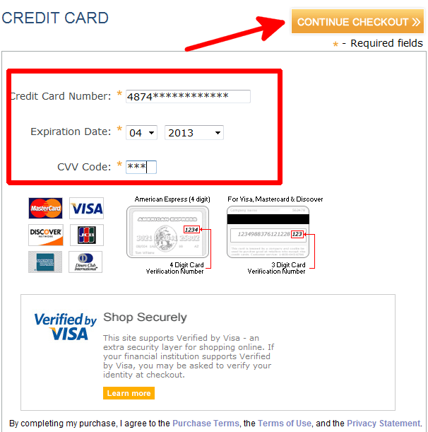 Image Result For Free Credit Card Numbers For Paypal
