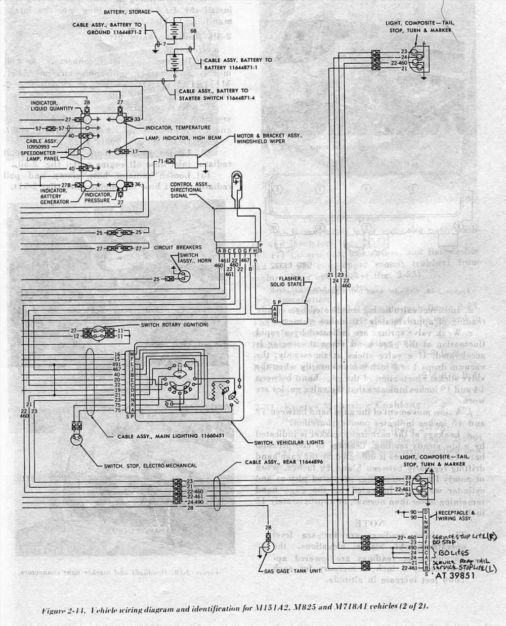 medium resolution of m151a2 wiring diagram wiring diagram third level rh 17 6 22 jacobwinterstein com military m35 wiring diagram wiring lighted doorbell button