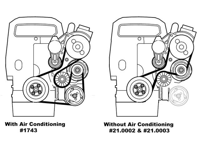 Koble ut AC kompressor på V70 2.0t