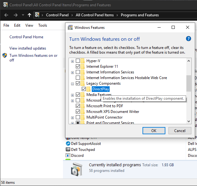 Oldunreal Forums - Windows 10 and DirectPlay