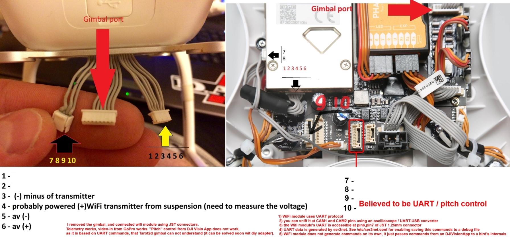 hight resolution of dji phantom plus wiring diagram simple wiring schemavision stock fpv with 3rd party camera working dji