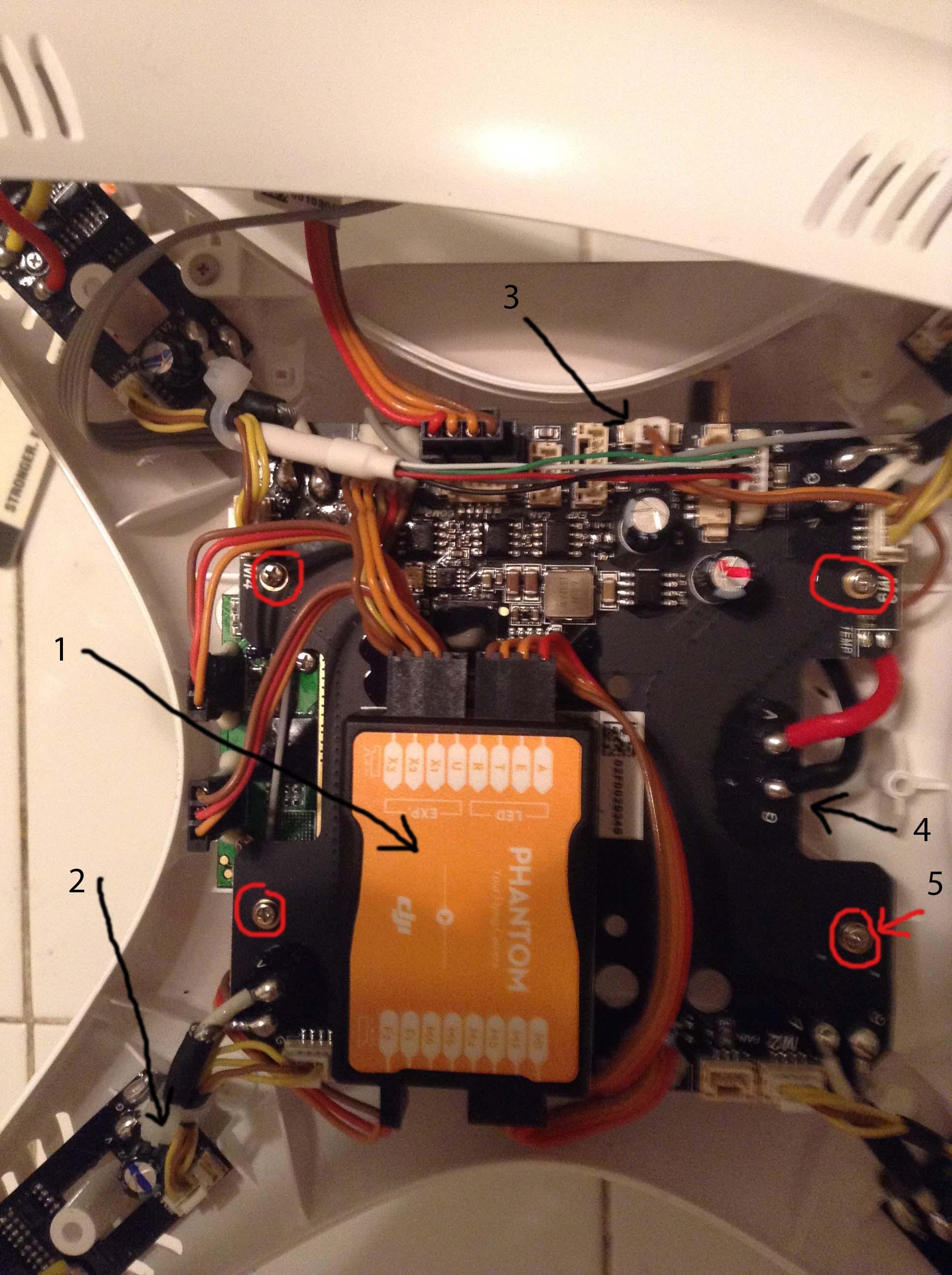 hight resolution of 2 dji phantom wiring diagram