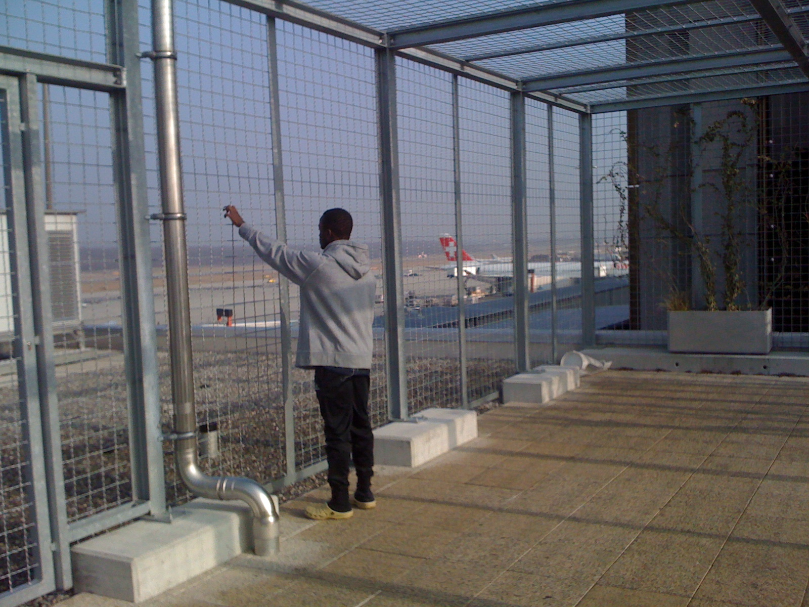 Le Tribunal fédéral donne raison à Elisa-Asile et reconnaît l'importance de son travail auprès des requérants d'asile à l'aéroport