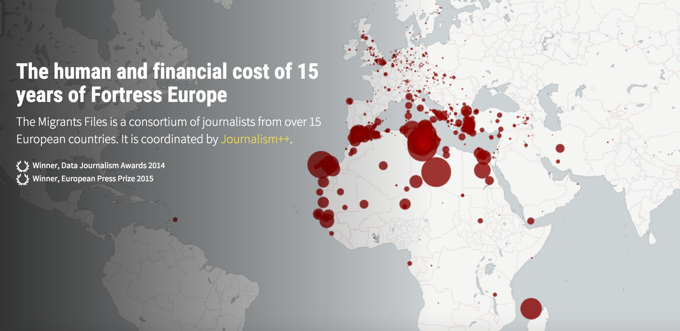 The human and financial costs of Fortress Europe