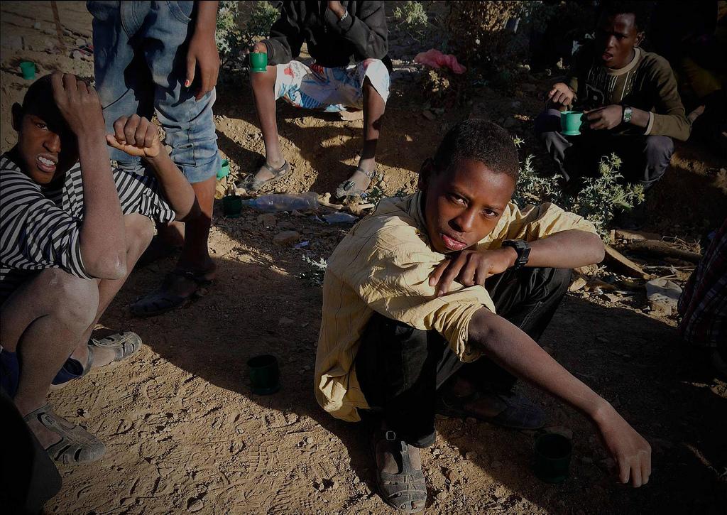 Non les conditions ne sont pas remplies pour des renvois en Erythrée — Le temps des réfugiés