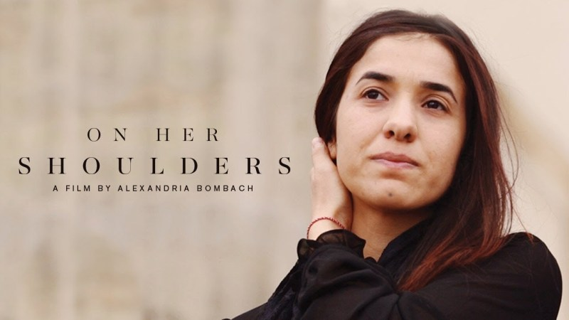 En ouverture du FIFDH un film sur le combat de Nadia Murad en faveur du peuple yézidi