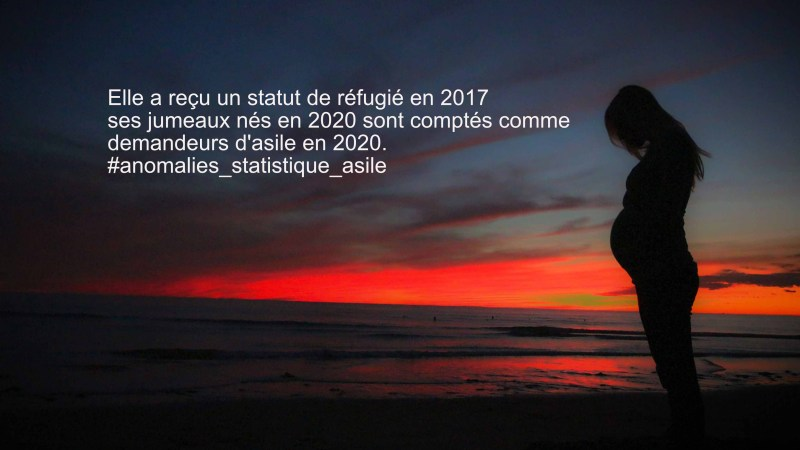 De nombreuses anomalies sont constatées dans la statistique en matière d'asile — Le temps des réfugiés