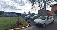 Casa di Accoglienza San Girolamo Emiliani - Il giardino, il parcheggio e l'altra palazzina alloggi
