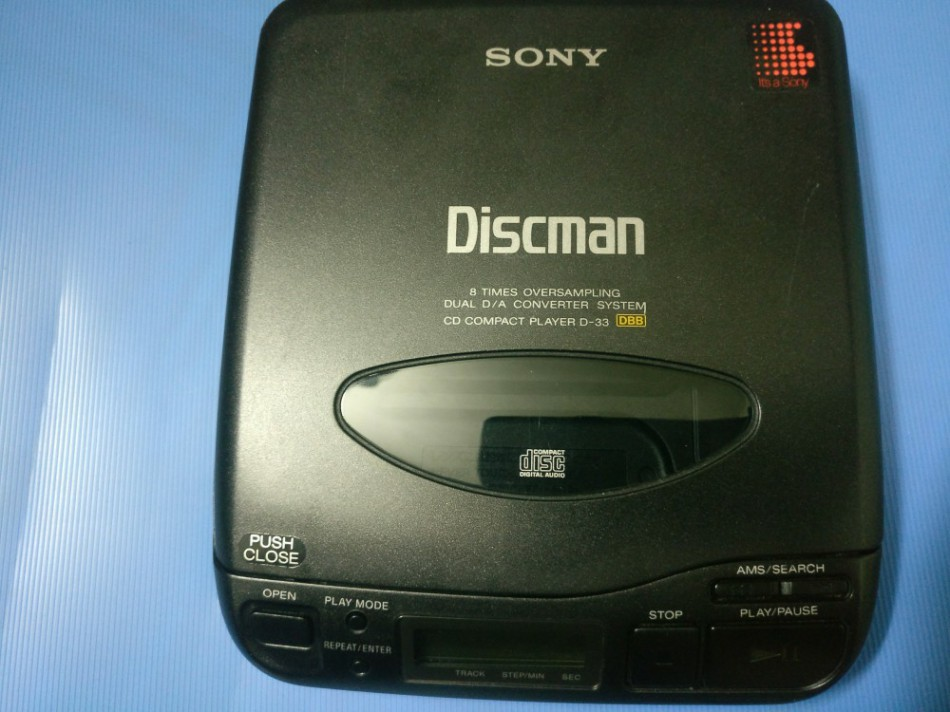 Discman公審 - 耳界大開 - 影音領域 - 電腦領域 HKEPC Hardware - 全港 No.1 PC討論區