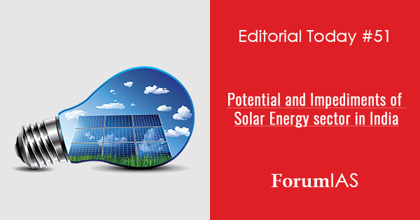 Potential-and-Impediments-of-Solar-Energy-sector-in-India