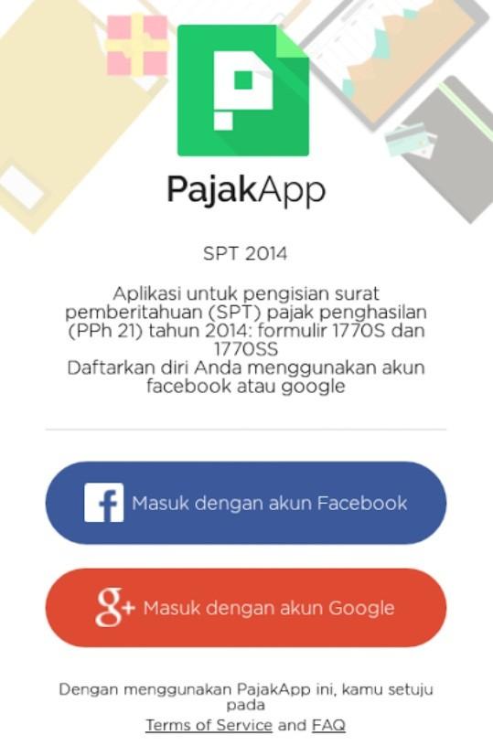 Membuat Spt Tahunan Dengan Aplikasi Pajak Di Android Forum Pajak Indonesia