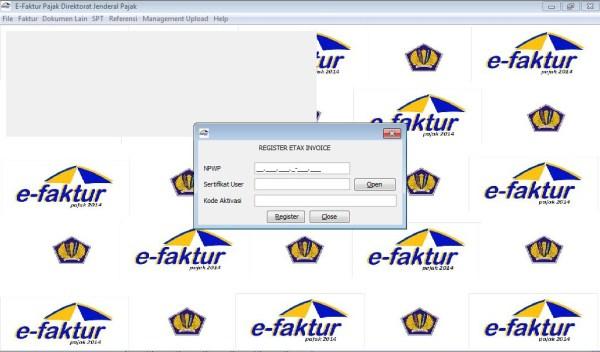 Cara Install Sertifikat Elektronik Pajak Pada Aplikasi E Faktur
