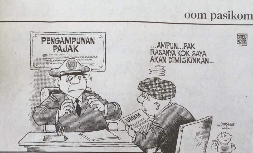 mukidi-di-kantor-pajak