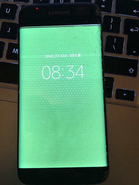 Cracked S7 Edge  Advice  Page 3  Android Forums at AndroidCentralcom