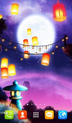 Live Wallpaper Fall Hd New Mid Autumn Festival Lwp 2014 Android Forums At